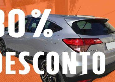 Liberada nova compra para carros 0km com ofertas de até 30% de desconto