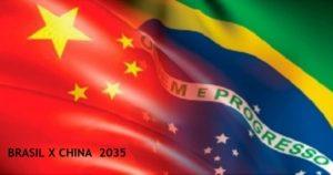 Projeções Brasil-China
