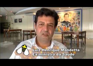 Mandetta no SIMPI: Brasil na visão do ex-ministro(1)