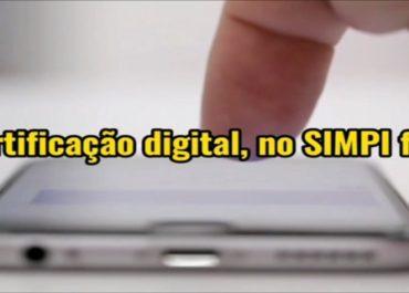 Certificado Digital SIMPI